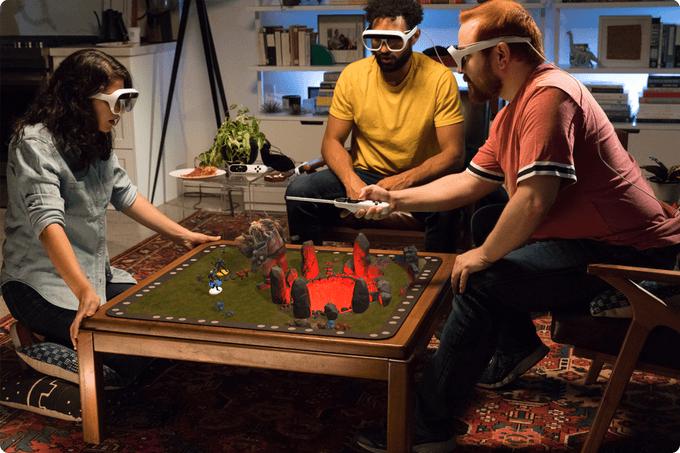 Tilt Five revoluce v hraní deskových her
