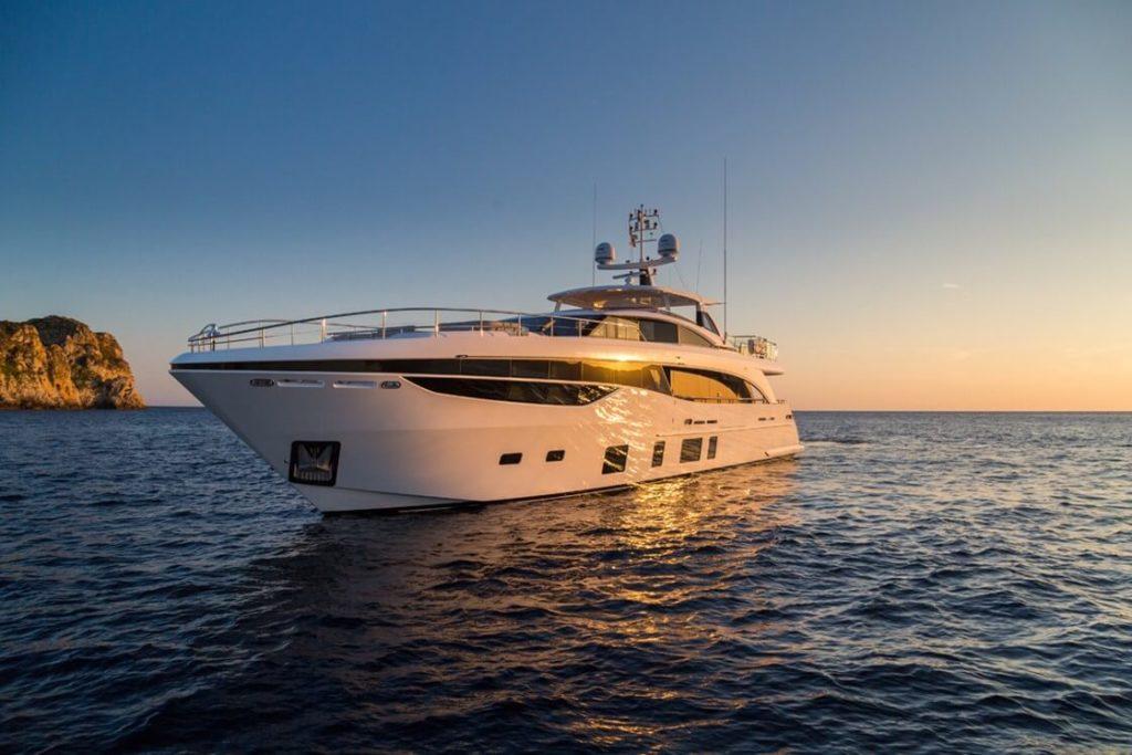 Jachta Princess 35M