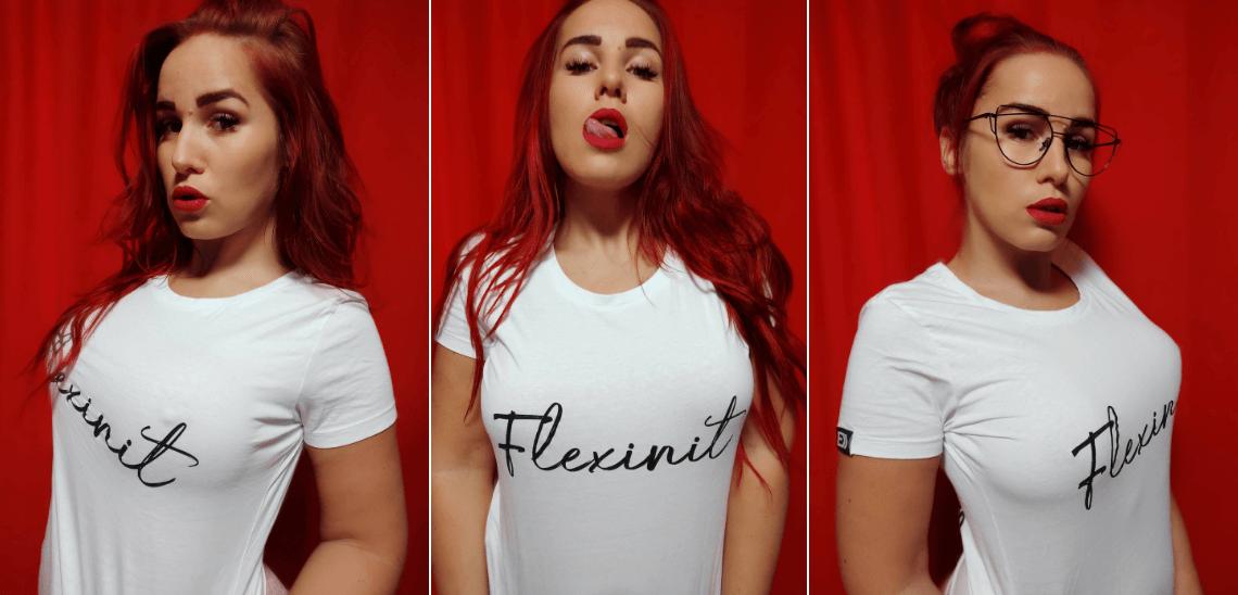 Flexinit Lady Zuzka - fotogalerie nahoře bez