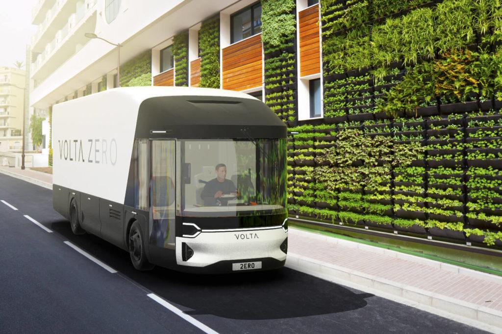 Volta Trucks kamiony pro města budoucnosti