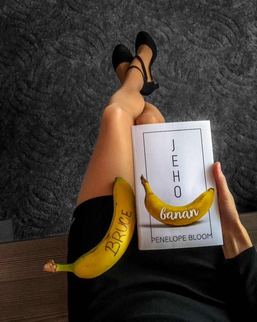 vánoční tip 2 - knihy jeho banán a její třešničky
