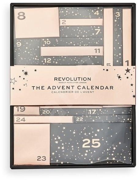 Adventní kalendář pro ženu - luxusní kosmetika
