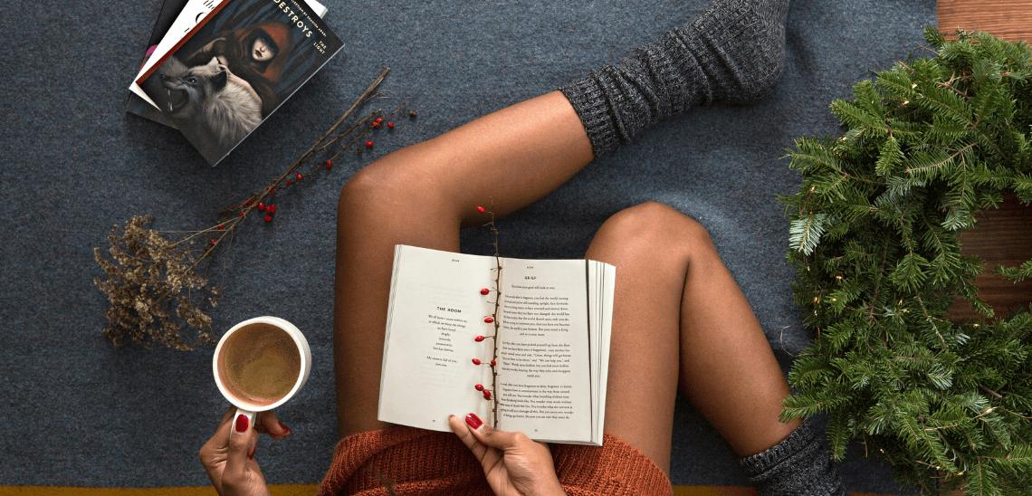 3 tipy na knihu k Vánocům