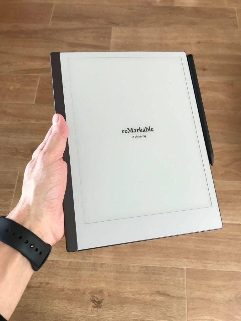 Remarkable 2 digitální zápisník