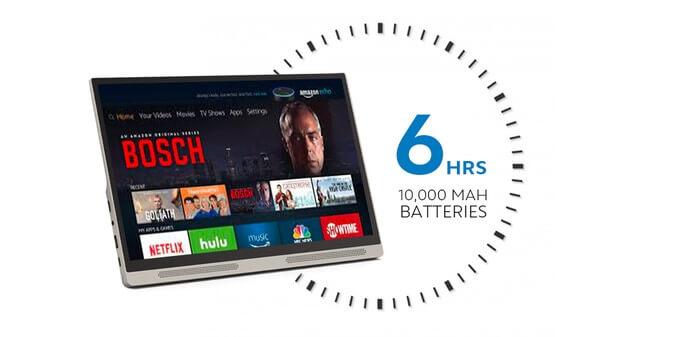 SmartPad displej od Lynkcool