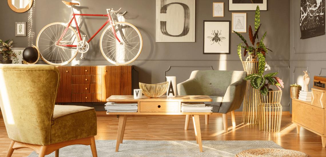 Tipy pro vintage luxusní domov