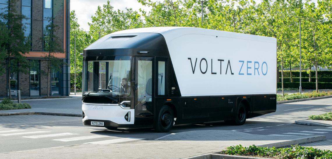 Volta Zero kamiony budoucnosti
