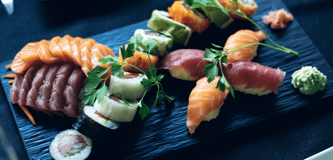 Co jste nevěděli o sushi