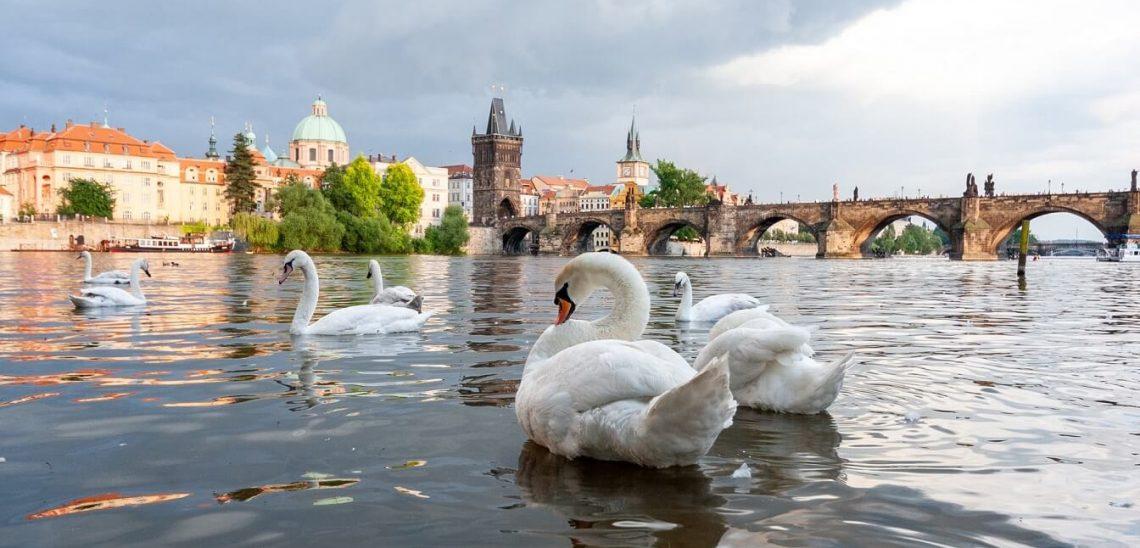 5 nejpůsobivějších budov v Praze – jedinečná příležitost je vidět bez turistů