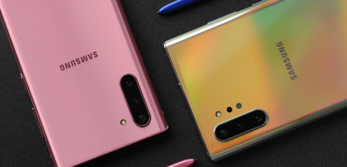Nový Galaxy Note 10